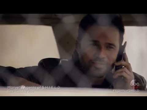 Coulson Toys with Ward in this Clip from Tonight's Agents of S.H.I.E.L.D.
