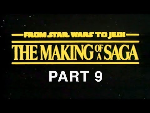 "Take A Look Back Tuesday! Part 9 Of ""From Star Wars To Jedi: The Making Of A Saga"""