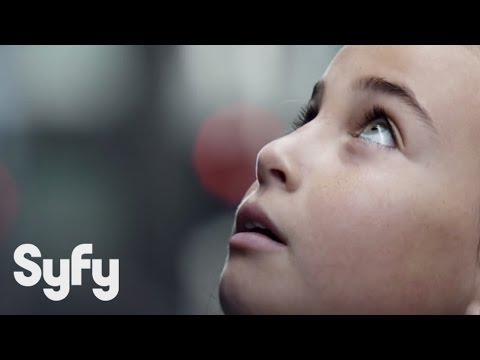 Syfy's Childhood's End Teaser with GOT's Charles Dance as Overlord Karellen
