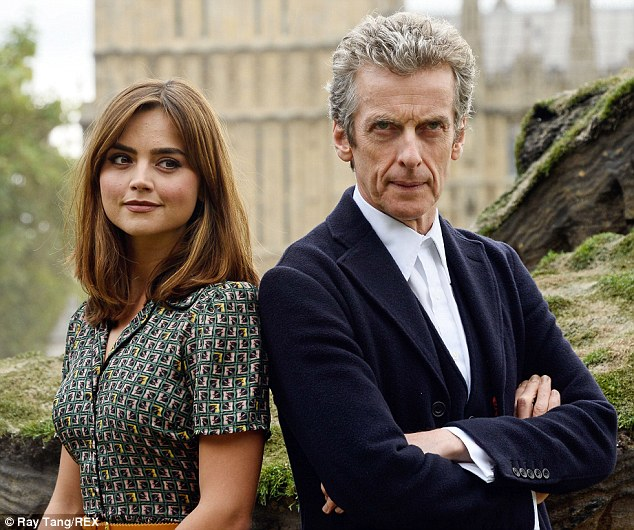 Doctor Who Will Be At San Diego Comic-Con This Year!