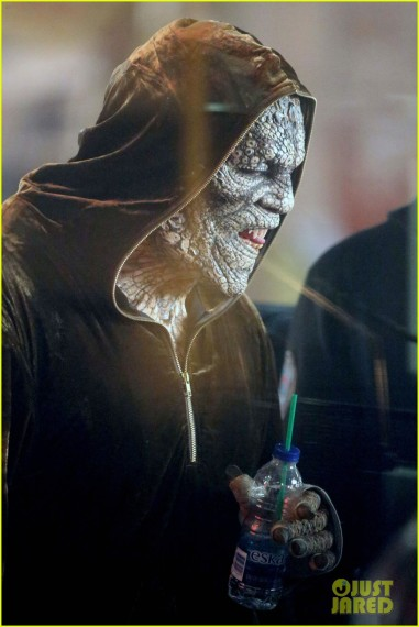 KILLER CROC! DEADSHOT! HARLEY QUINN! More Pictures from Set of Suicide Squad