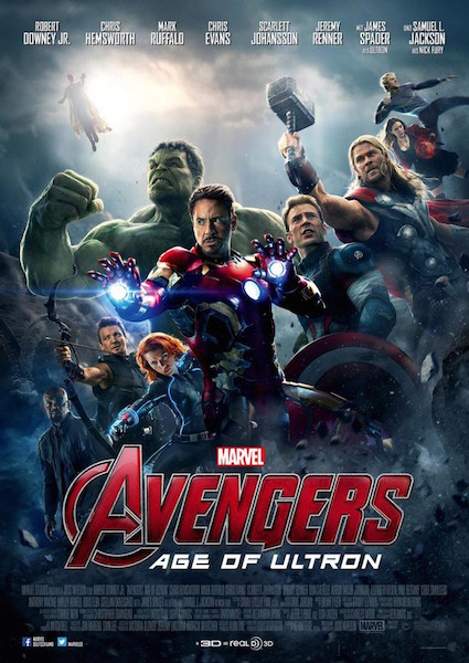 MOVIE REVIEW – AVENGERS: AGE OF ULTRON