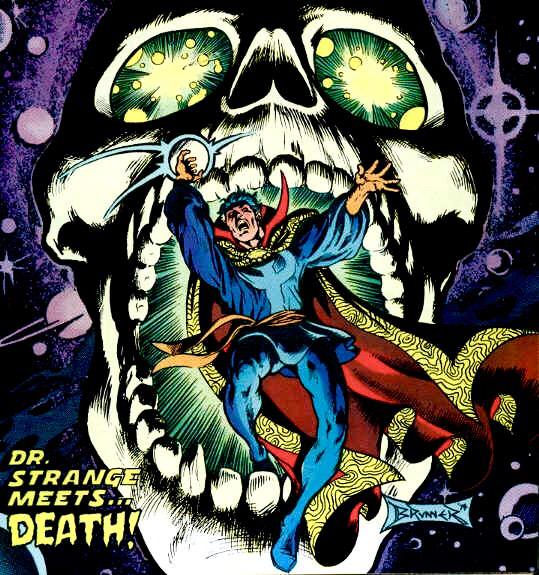 Doctor Strange to Meet Thanos's Unrequited Love, Mistress Death, in Upcoming Film!