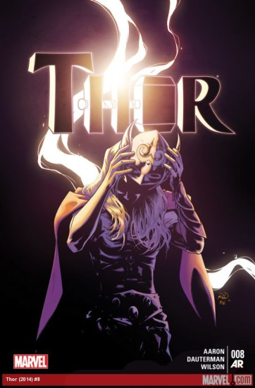 SUPER SPOILER: Learn the identity of the New Female Thor Ahead of Tomorrow's Thor #8