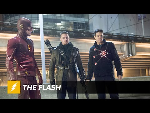 Wells is a Thousand Steps Ahead of Barry in this Promo for Next Week's Episode of The Flash