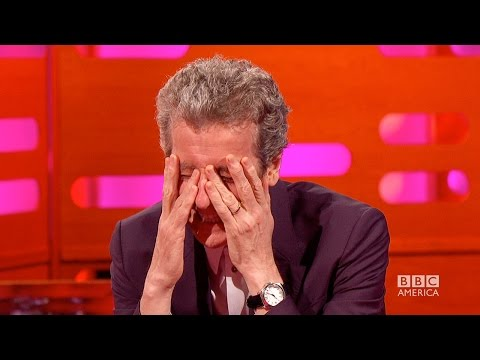 Peter Capaldi Wanted To Be Secretary Of The Doctor Who Fan Club