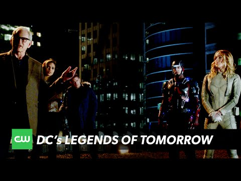 New Trailer for Legends of Tomorrow Gives Us Everything We've Ever Wanted.