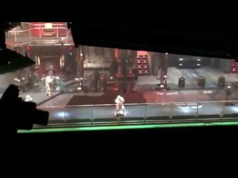 Behind The Scenes Footage From Star Wars: The Force Awakens