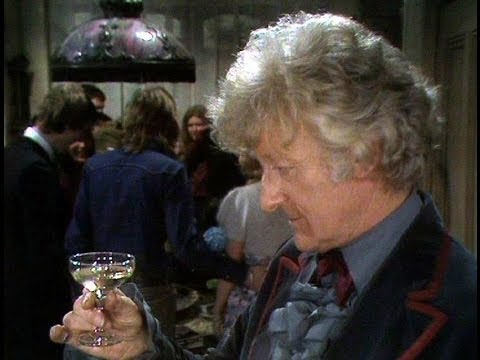 "Take A Look Back Tuesday: Doctor Who ""The Green Death"""
