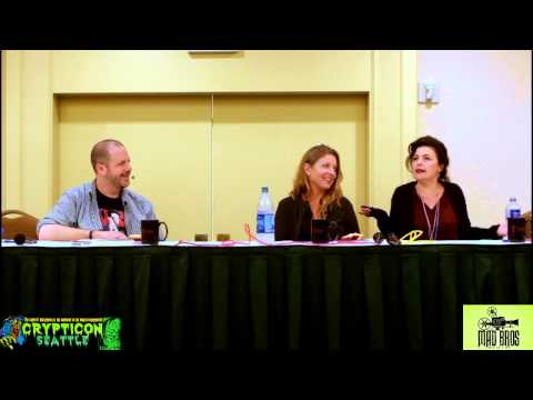 Sheryl Lee And Sherilyn Fenn Talk Twin Peaks At Crypticon Seattle
