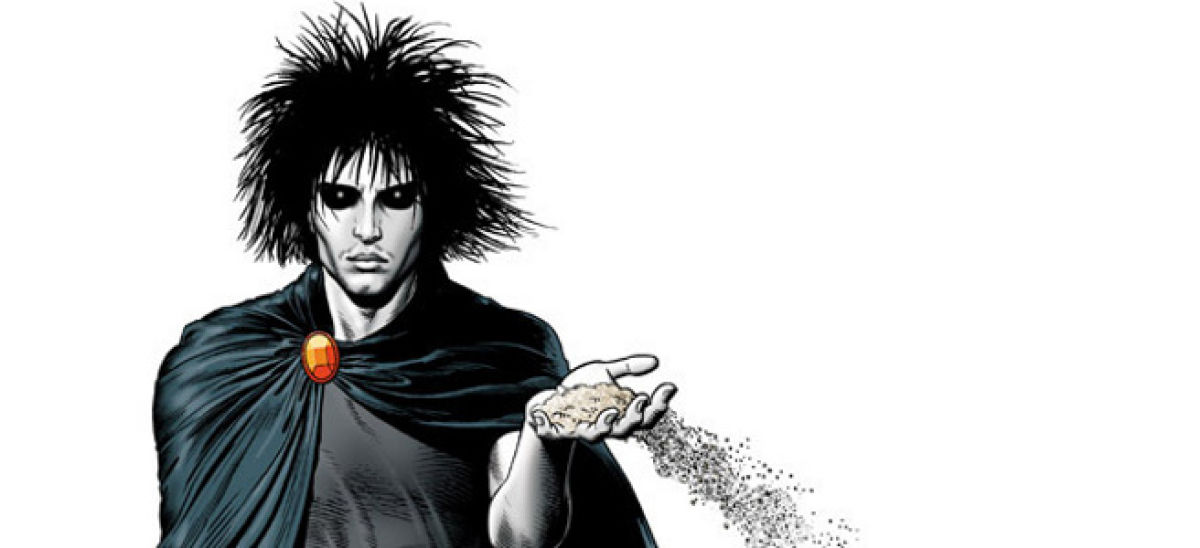 Netflix Sets Cast for Neil Gaiman's THE SANDMAN Adaptation