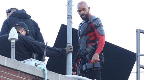 Get Up Close and Personal in New Suicide Squad Set Photos