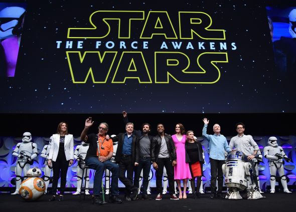 Star Wars Panel Announced For San Diego Comic Con 2015