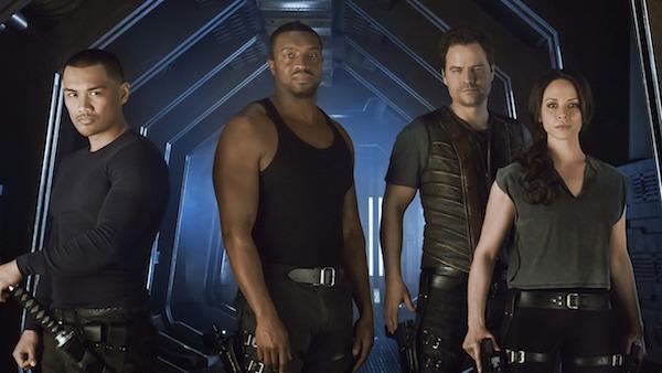 New Syfy Series DARK MATTER Premieres June 12 – Amnesia in Space!!!
