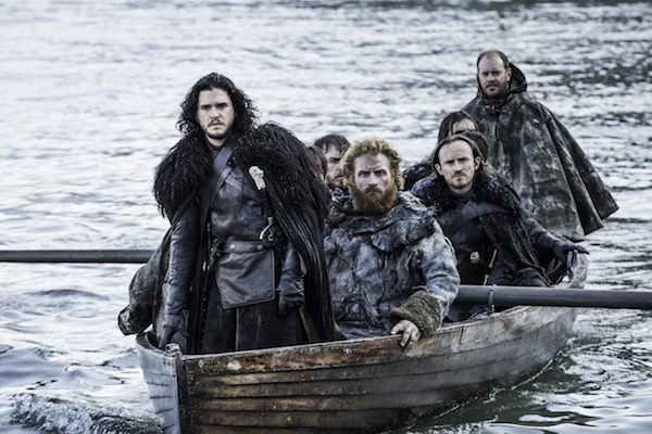 GAME OF THRONES 'Hardhome' Wee-Cap and Trailer for Ep. 9, 'The Dance of Dragons'