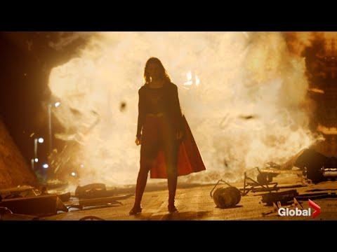 International Supergirl Trailer Hits!