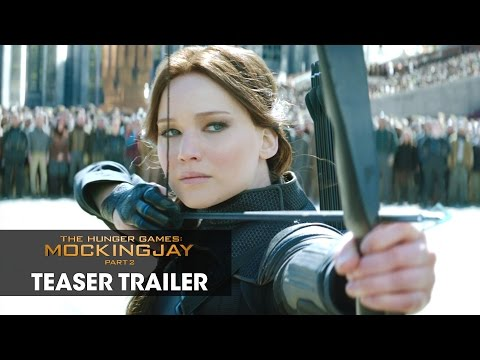 FIRST OFFICIAL TEASER TRAILER for THE HUNGER GAMES: MOCKINGJAY PART 2 – The Game Isn't Over