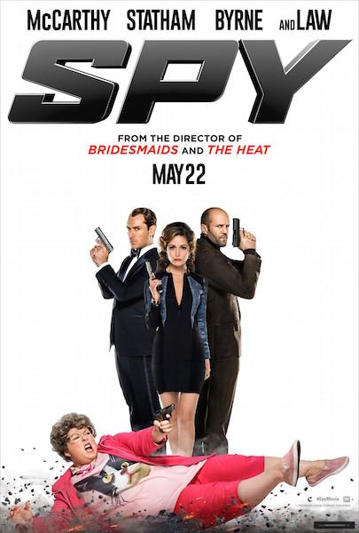 Movie Review – SPY
