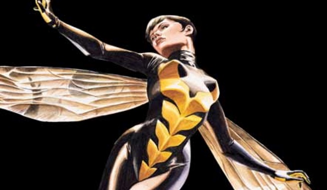 Feige Confirms Janet Van Dyne is in Ant-Man!