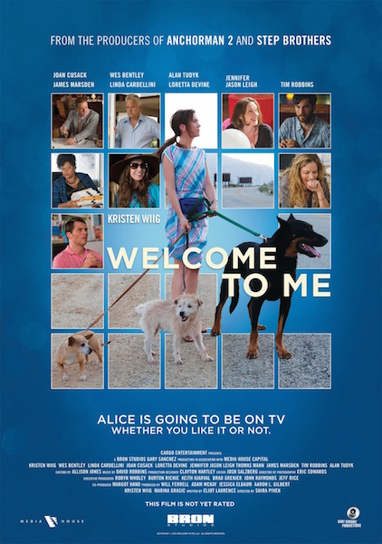Movie Review – WELCOME TO ME