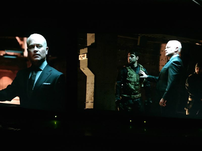 Did We Just Get Our First Look at Damien Darhk in CW's Arrow?