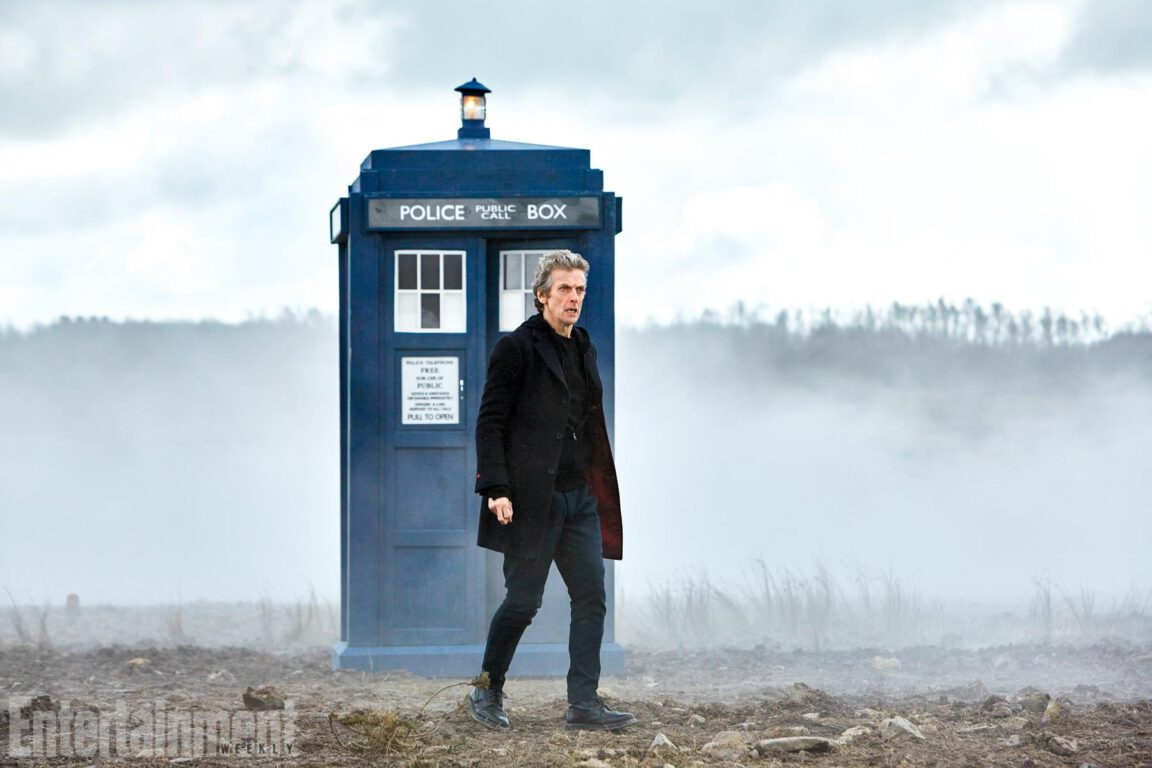 It's The First Official Image Of Doctor Who Season 9