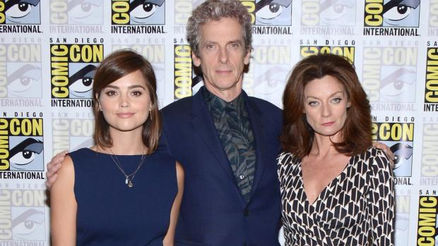Top 5 Moments From San Diego Comic-Con 2015: Doctor Who