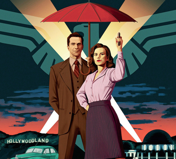 Will Dominic Cooper Return to Season Two of Agent Carter