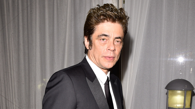 Benicio Del Toro In Talks To Play The Main Villain In Star Wars Episode VIII!