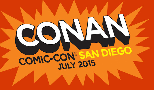 Favorite Highlights From Conan At San Diego Comic-Con 2015