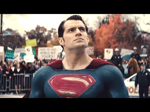 BATMAN v. SUPERMAN: DAWN OF JUSTICE TRAILER WILL HIT YOU IN THE FACE!