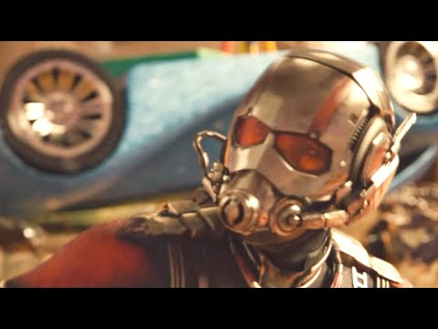 Five-Minute Ant-Man Trailer Will Have You Laughing at the Edge of Your Seat