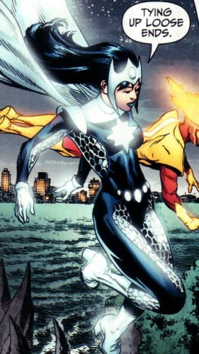 The Flash Bringing Doctor Light into the DC TV Universe!