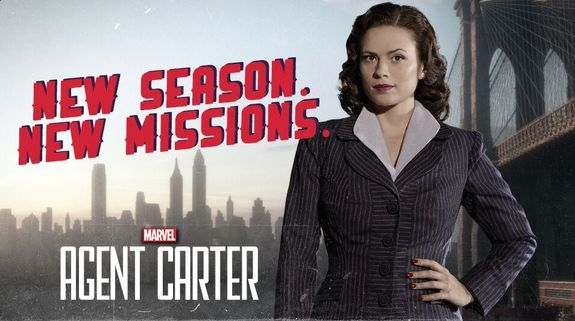 Agent Carter Will Fight Madame Masque in Her Second Season!