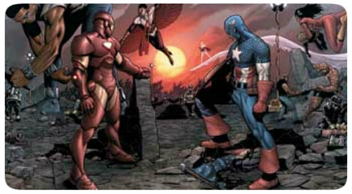 Do We Know What International Incident Starts the Fighting in Captain America: Civil War?