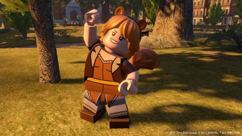 Lego Marvel Avengers to Include Ms. Marvel and Squirrel Girl!