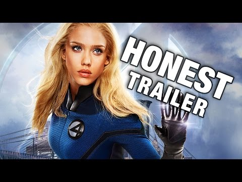 Latest Honest Trailers Gives Hilariously Good Argument for Giving Fantastic Four Back to Marvel