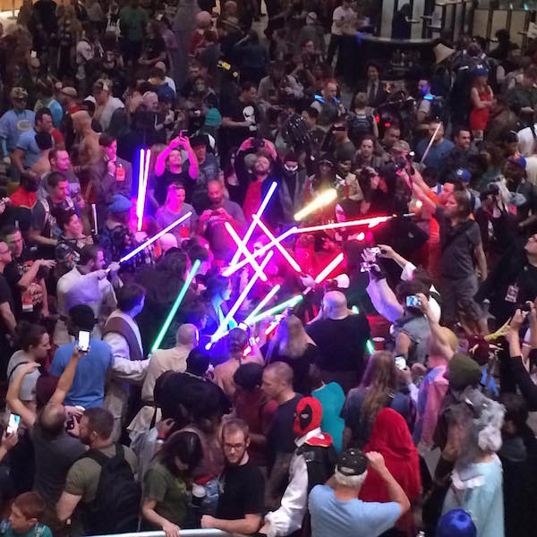 """The Best of """"Overheard at Dragon Con"""" 2015"""