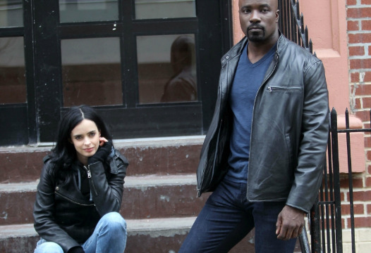 Jessica Jones and Luke Cage to Have an Adult Relationship in the Series