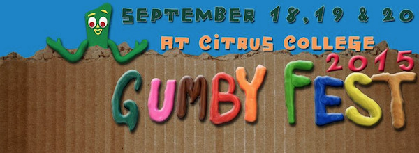 Gumbyfest 2015 Stop Motion Festival
