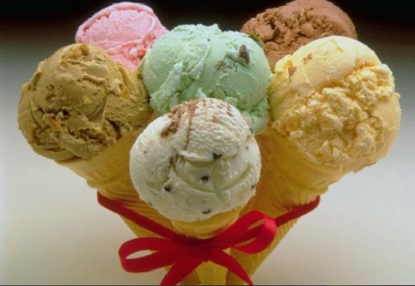 """ICE CREAM """"OF THE FUTURE""""… A ROCKY ROAD GETTING TO US"""