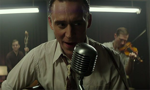 First Footage of Tom Hiddleston as Hank Williams!