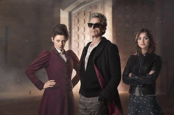 DOCTOR WHO RECAP – Season 9, Episode 1 'The Magician's Apprentice'