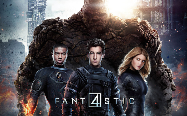 The Original Fantastic Four Script Sounds Epic and Perfectly Fantastic Four!