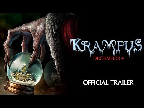 Trailer for Holiday Horror Flick 'Krampus' Delivers All the Christmas Joys (and Scares)!