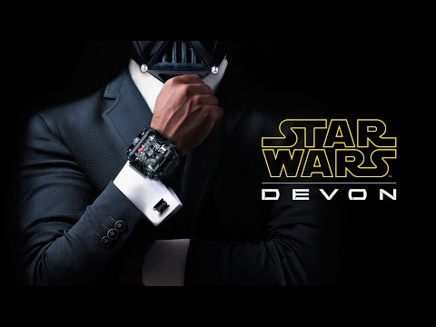 A Star Wars Watch That Only Cost's $28,500!