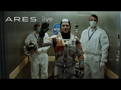 New Trailer for 'THE MARTIAN' Shows Earth Rallying Together to 'Bring Him Home'