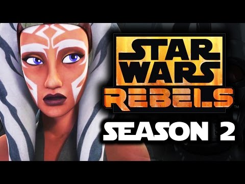 Season 2 Trailer For Star Wars: Rebels!