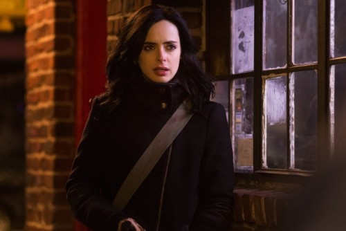 Official Pics of Jessica Jones Finally Released!