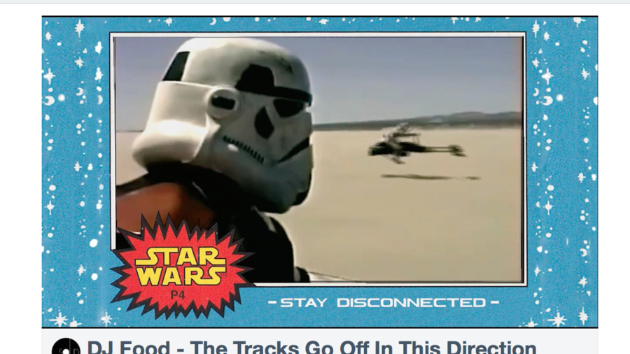 Check Out This Very Cool Star Wars Mix!